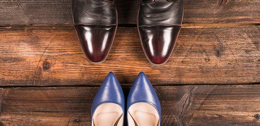 Var kan man handla Ecco skor?